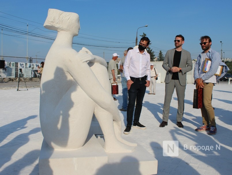 «Впередсмотрящий» и «Бесконечность»: новые скульптуры украсят Нижне-Волжскую набережную - фото 4