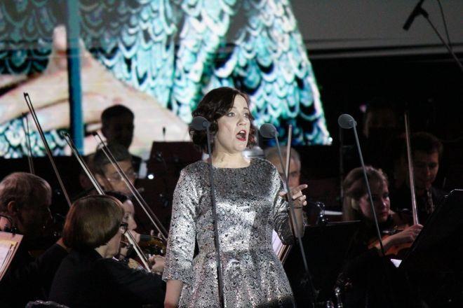 Звезды мировой оперы выступили на Стрелке - фото 10