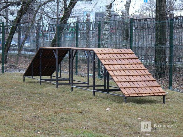 Уникальная площадка и тропинки для собак появились в нижегородском парке «Дубки» - фото 10