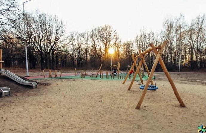 Скалодром и «лавочка интроверта»: как преобразится парк «Дубки» - фото 1