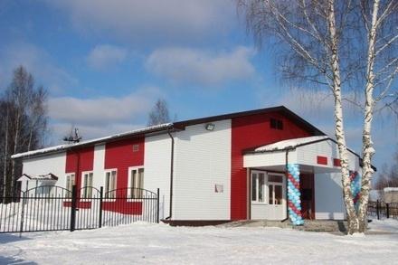 Модульный дом культуры построят в деревне Сухоноска
