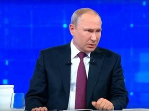 Владимир Путин рассказал, за что ему стыдно