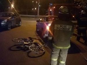 Велосипедиста сбил насмерть водитель легковушки в Шатковском районе
