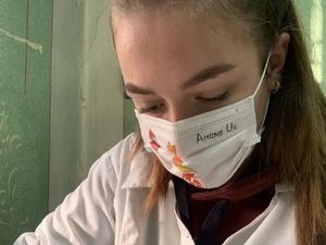 Свыше 200 студентов Нижегородского медколледжа пришли на помощь врачам в борьбе с коронавирусом