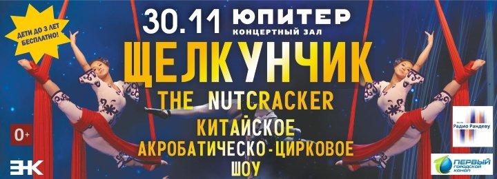 В Нижнем Новгороде покажут китайское цирковое балетно-акробатическое шоу «Щелкунчик» - фото 1