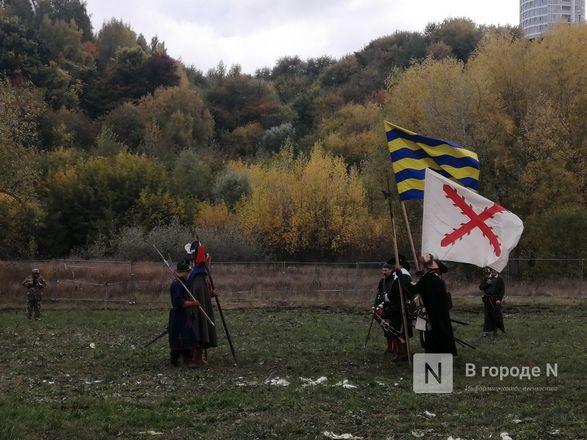 Нижегородцы стали участниками средневекового сражения  - фото 15