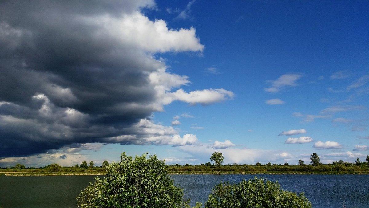 На Нижегородскую область надвигается гроза с порывистым ветром - фото 1