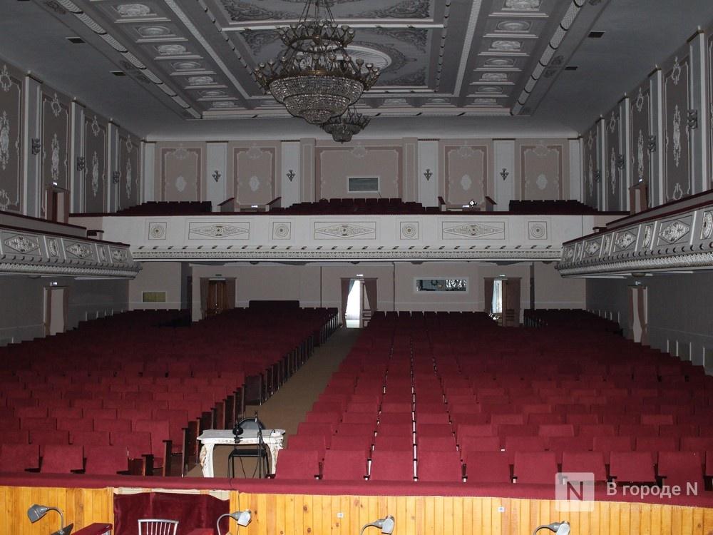 Нижегородский оперный театр приглашает в закулисье онлайн - фото 1