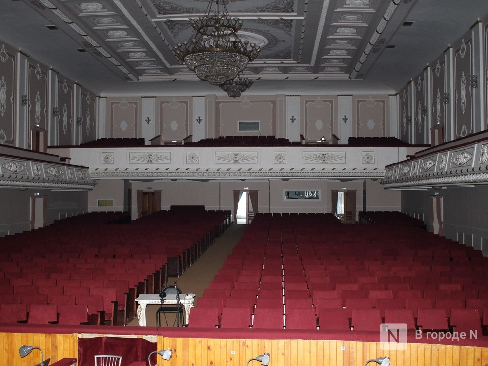 Нижегородский оперный театр приглашает в закулисье онлайн