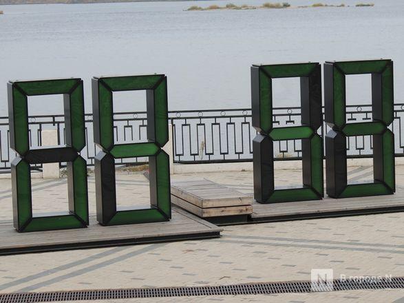 Хранители времени: самые необычные уличные часы Нижнего Новгорода - фото 34