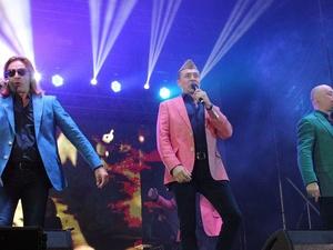 «Хор Турецкого» выступил на открытии Дней Москвы в Нижнем Новгороде (ФОТО)