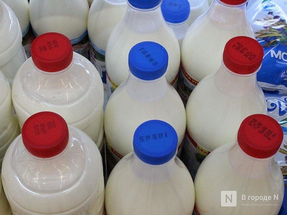 135 тысяч тонн молока произвели в Нижегородской области с начала года