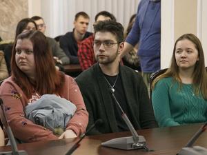 В ННГУ прошла телеконференция с Российским юридическим клубом