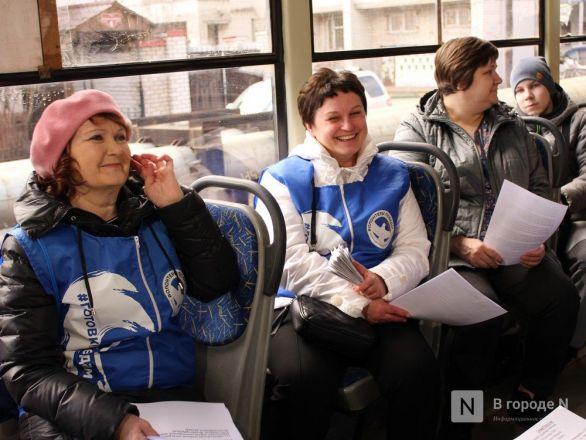 «Трамвай Победы» начал ходить по Нижнему Новгороду - фото 18