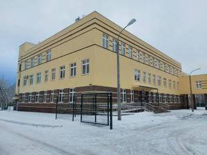 Завершилось строительство пристроя к школе в Арзамасе