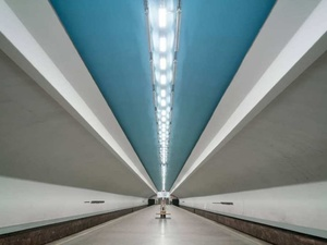 Фотограф из Канады назвал станцию «Чкаловскую» одной из лучших в советском метро