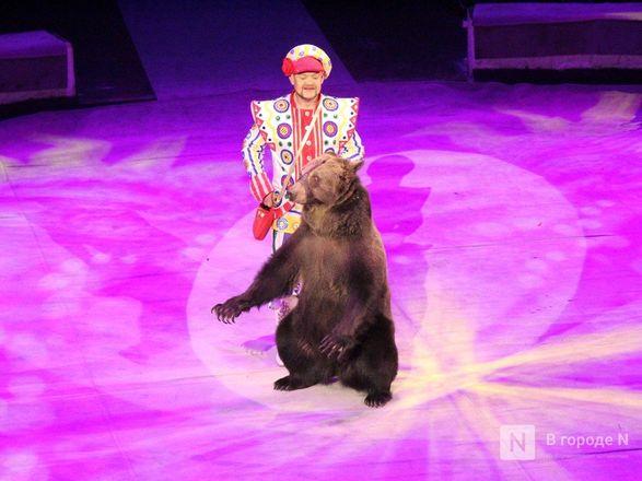 Чудеса «Трансформации» и медвежья кадриль: премьера циркового шоу Гии Эрадзе «БУРЛЕСК» состоялась в Нижнем Новгороде - фото 54