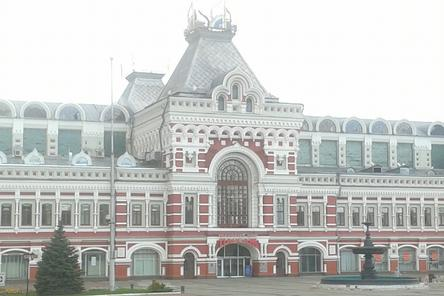 На территории Нижегородской ярмарки планируют снести три временных павильона
