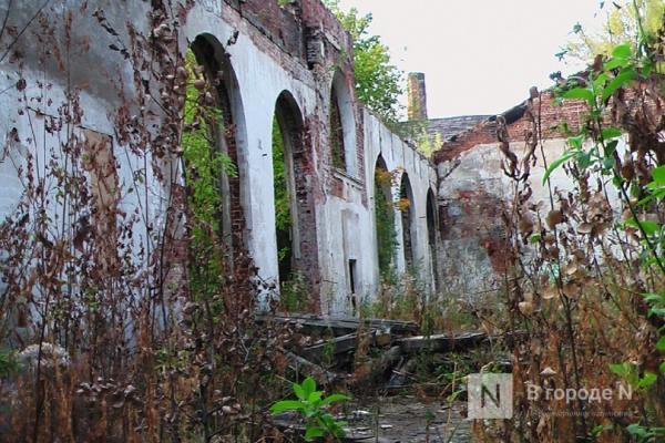 Заброшенная Куйбышевская водокачка в Нижнем Новгороде превратится в объект социальной инфраструктуры