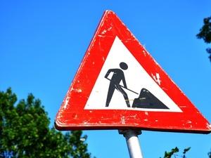 Грузовик сбил сотрудника дорожной службы в Сормове