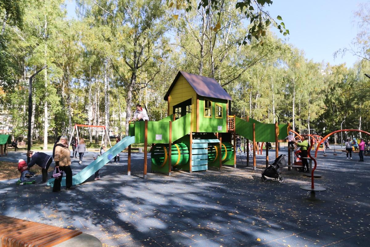 30 территорий благоустроят в Нижнем Новгороде в 2022 году - фото 1