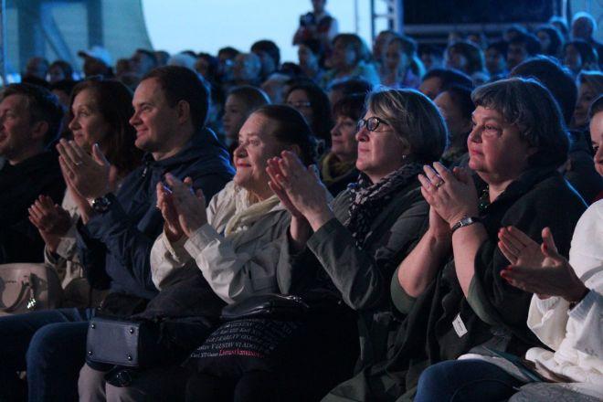 Звезды мировой оперы выступили на Стрелке - фото 12