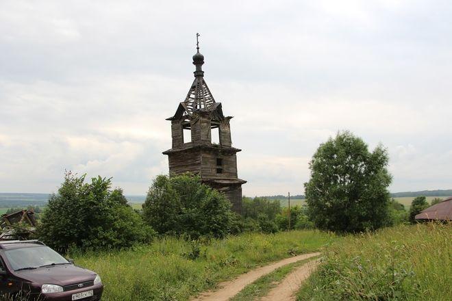 Что потеряли нижегородцы с сожжением древней церкви в Лысковском районе - фото 13