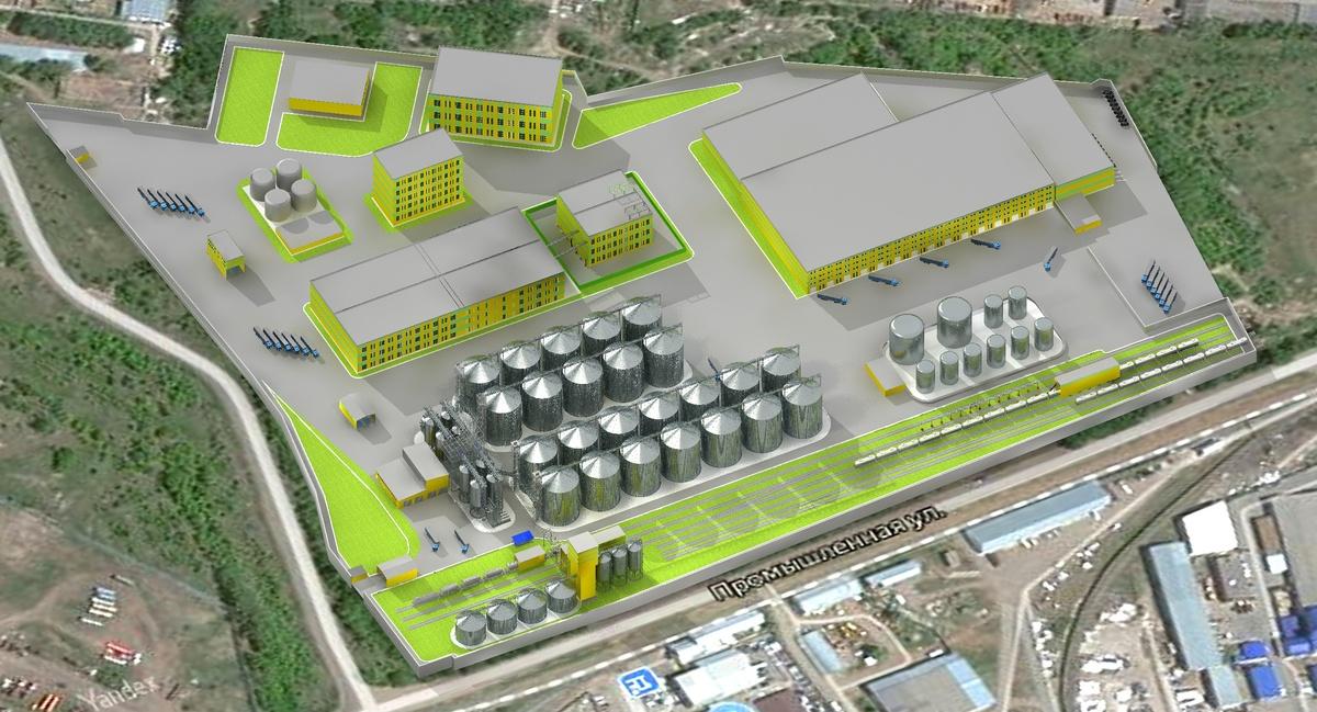 НМЖК построит самый большой в России комплекс по производству масел - фото 1