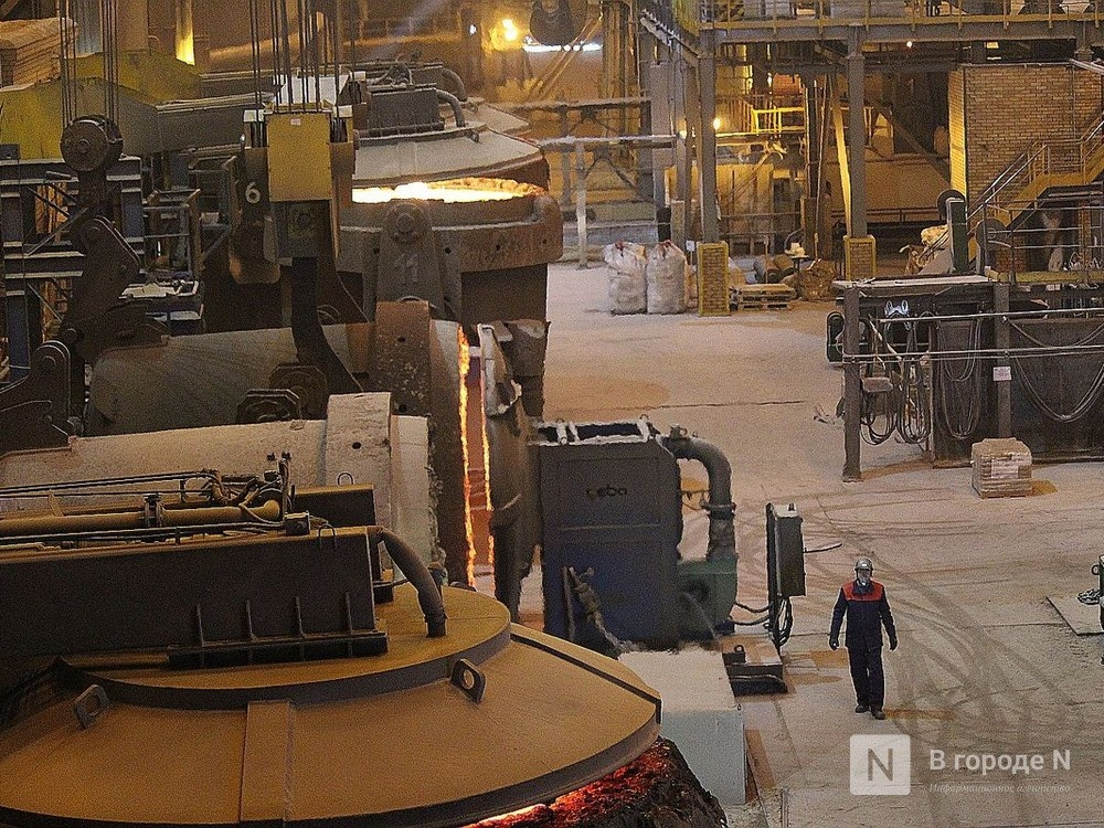 Нижегородские промпредприятия увеличили производство на 8,9% с начала года - фото 1