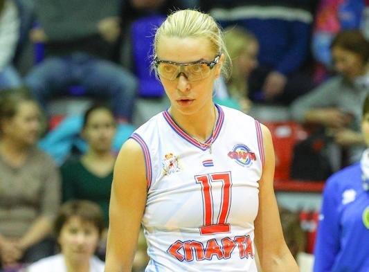 Капитан «Спарты» Регина Мороз приостановила спортивную карьеру - фото 1