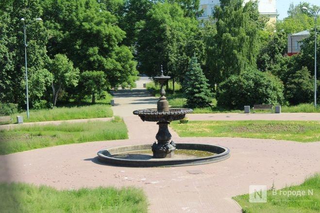 Два фонтана отремонтируют в Нижнем Новгороде в 2021 году - фото 1