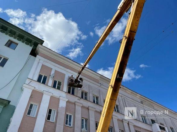 Салют над стройкой: каковы шансы подрядчиков благоустроить Нижний Новгород до юбилея - фото 12
