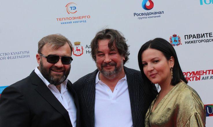 Звезды российского кино приехали в Нижний Новгород на «Горький fest» - фото 22