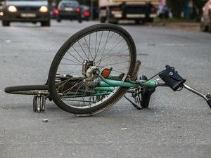 В Навашине 20-летняя велосипедистка госпитализирована по вине неопытной автоледи