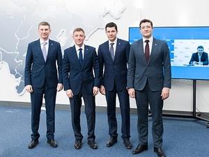 Глеб Никитин вступил в «Единую Россию»