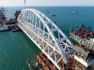 Крымский мост готов принять туристов (МАРШРУТЫ)