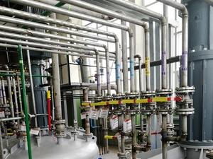 Производство акриловых дисперсий открылось в Дзержинске