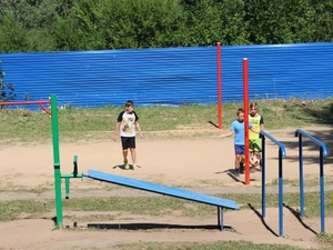 Реестр спортивных площадок создадут в Нижнем Новгороде