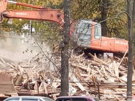 Новый ЖК появится на месте снесенных домов на улице Белинского в Нижнем Новгороде