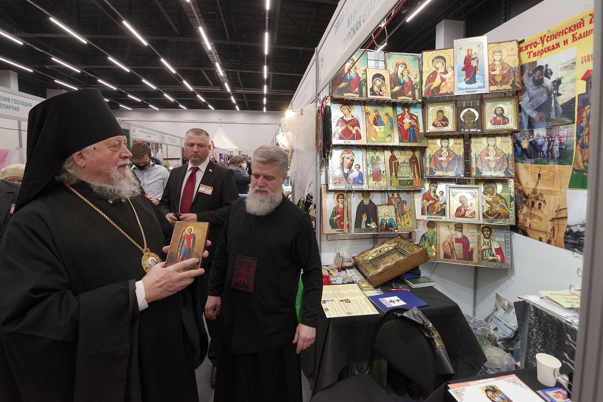 Выставка-ярмарка «Широкая Масленица» открылась в Нижнем Новгороде - фото 1