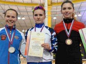 На Всероссийских соревнованиях нижегородские конькобежцы завоевали пять медалей