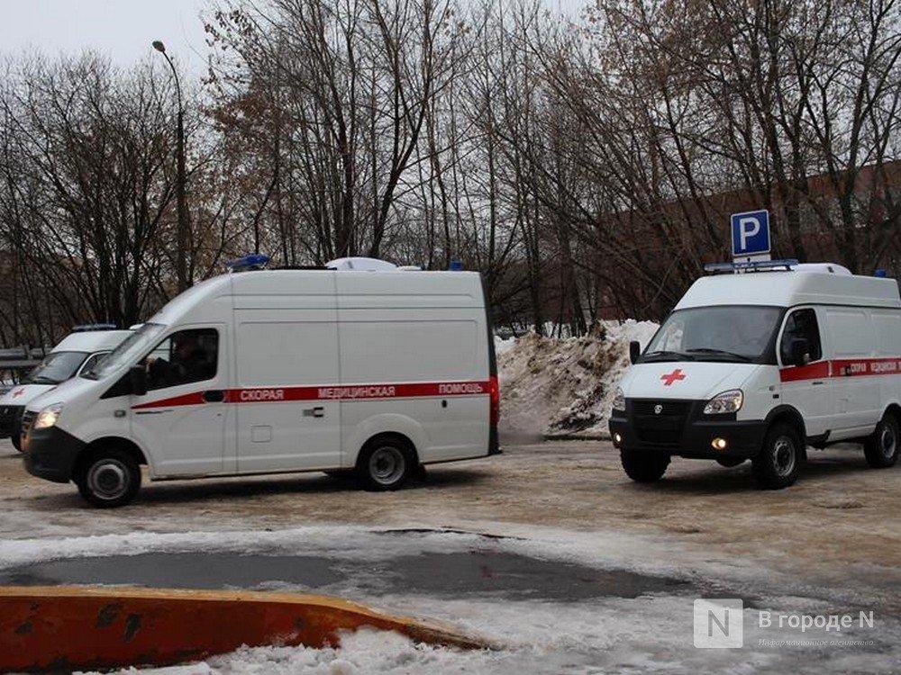 Два человека погибли в аварии в Вачском районе - фото 1
