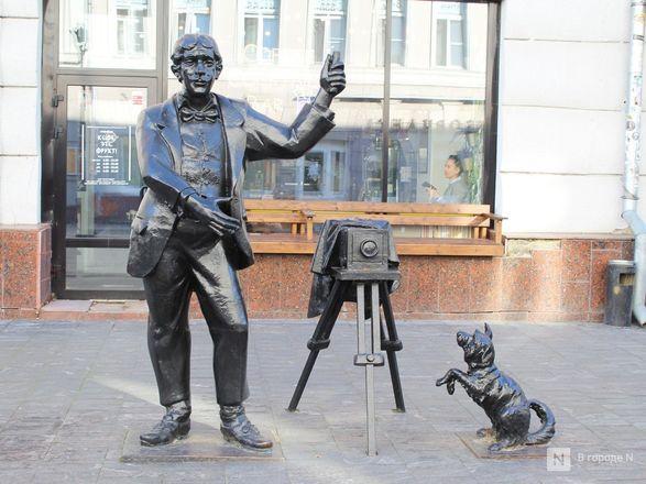 Труд в бронзе и чугуне: представителей каких профессий увековечили в Нижнем Новгороде - фото 7