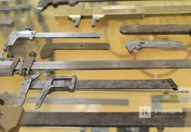 «Все началось со штангенциркуля», - директор нижегородского Технического музея Вячеслав Хуртин - фото 33