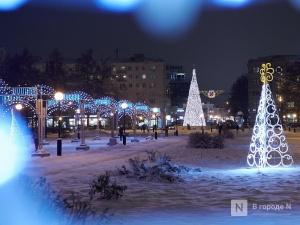 Администрация Нижнего Новгорода судится с подрядчиком, украсившим город к Новому году