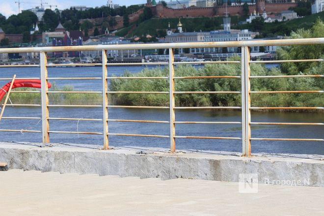 Парк вместо парковки: как идет благоустройство Окской набережной в Нижнем Новгороде - фото 34
