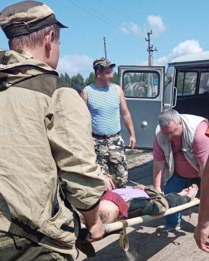 81-летняя пенсионерка почти неделю блуждала в лесу Сокольского района - фото 1