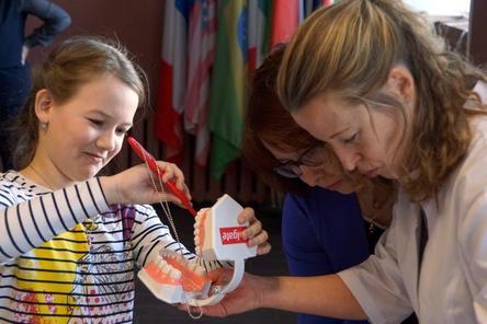 Всероссийский день стоматологического здоровья отметили в столице Приволжья 20 марта
