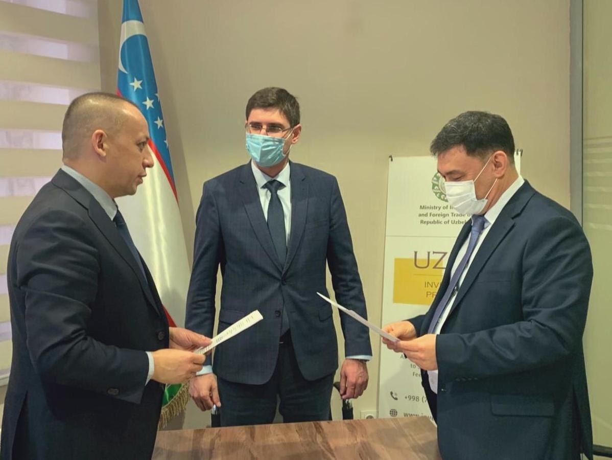 Меморандум по инвестиционному сотрудничеству подписан между Нижегородской областью и Узбекистаном - фото 1