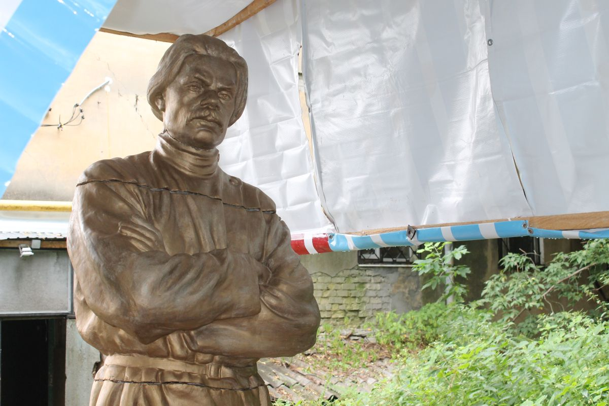 Новый монумент Горькому установят всквере наКовалихинской